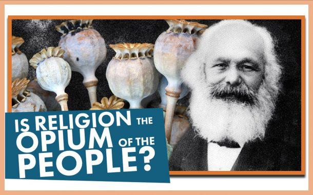 افیون تودهها یا روح یک جهان بیروح؟