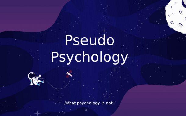روانشناسی و شبه روانشناسی