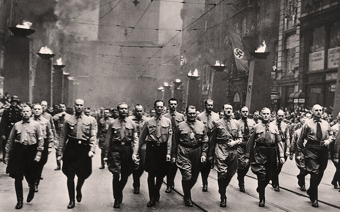 یونگ و فاشیسم