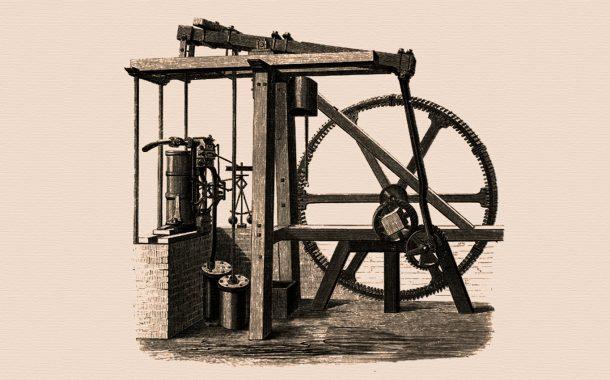 اگر ماشین بخار اختراع نشدهبود