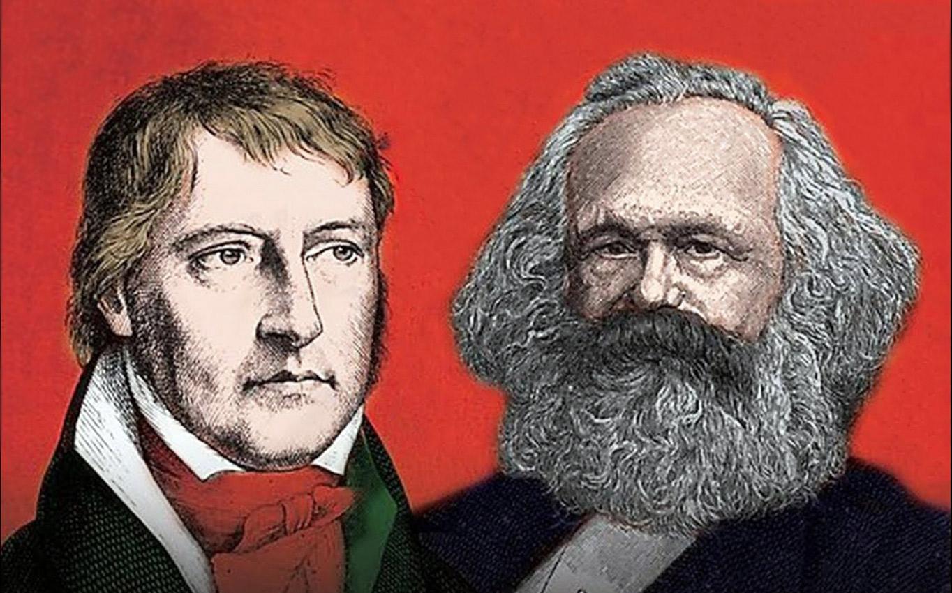 هگل، مارکس، روح تاریخ یا ماتریالیسم تاریخی؟