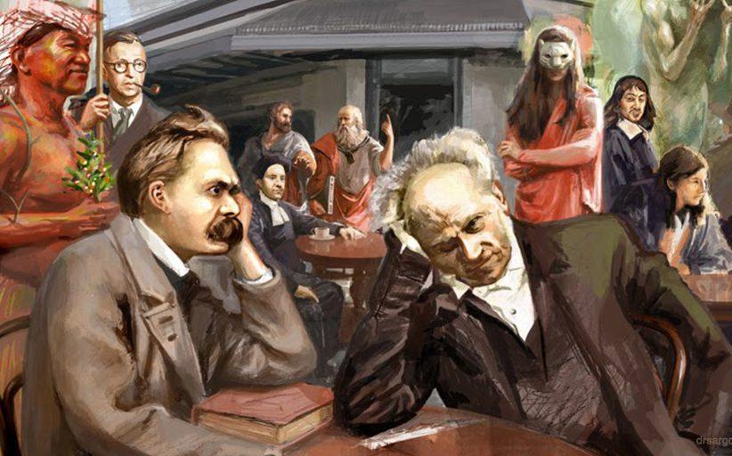 چرا کافه؟ چرا فلسفه؟