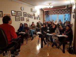کلاس فرزندپروری انسان محور - دکتر محمدرضا سرگلزایی